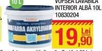 New Impact, VOPSEA LAVABILA INTERIOR 10 L