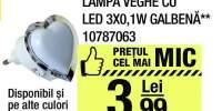 Lampa veghe cu led 3x10