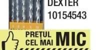 Set x 5 burghie piatra Dexter