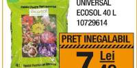 Substrat universal Ecosol 40 litri