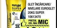 Glet incarcare/nivelare Euroglet