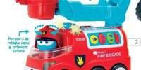 Fire Engine Truck Camion de pompieri cu activitati