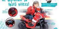 Ducati Desmosedici Motocicleta baiat