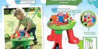 Forest Activity Table Banca activitati bebelusi