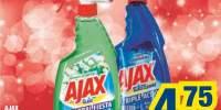 Solutie geamuri cu pistol Ajax