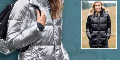 Jacheta impermeabila de dama pentru toamna