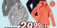 Jachete fleece Janina pentru dama