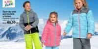 Geci de schi pentru fete si baieti