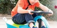 Swing Fun Car, Vehicul fara pedale