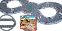 Comic-cars! Roads & Play, Circuit puzzle