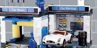Bosch Car Repair Station. Garaj mecanic