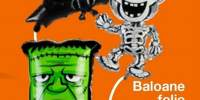Baloane decorative de Halloween