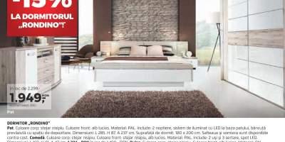 Dormitor Rondino
