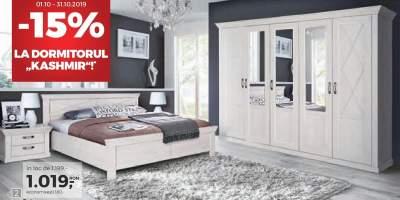Mobila dormitor Kashmir