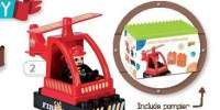 Color Blocks Helicopter Joc de constructie cu piese