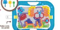 Fantacolor Mix 300 Joc cu tepuse cu 3 piese