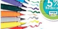 Creart Brush-markers Carioci-pensula