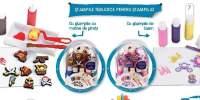 Stampa Kit Princesa Set de stampile si desen