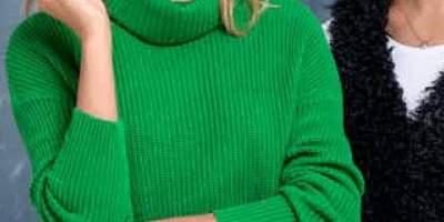 Pulover tricotata dama