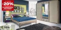 Mobila dormitor Malvagio