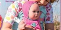 Babybebe Limited Edition Ss14 Papusa bebelus fetita