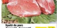 Spata de porc dezosata, degresata
