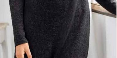 Rochie tricotata pentru dama