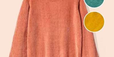 Pulovere tricotate pentru dama