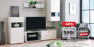 Set living Portofino mobila sufragerie