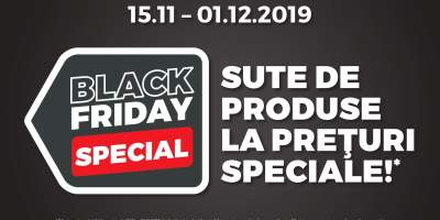 Black Friday 2019: oferte la mobila si decoratiuni kika