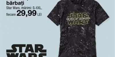 Tricour Star Wars pentru barbati