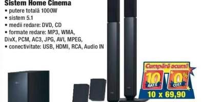 DH6430P Sistem Home Cinema LG