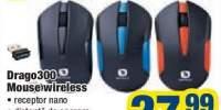 Drago300 Mouse Wireless Serioux