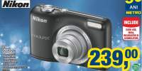 L27 camera foto digitala Nikon