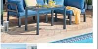 Set lounge gradina Coruna - coltar si masa