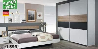 Set mobila dormitor Canedo