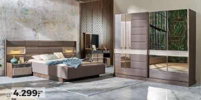 Set mobila dormitor Odessa