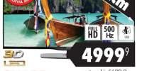 Smart TV Led 3D 152 cm Sharp LC60LE652E