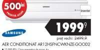 Aer conditionat AR12HSFNCWKNZE-GOOD2