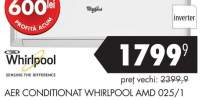 Aer conditionat Whirlpool AMD 025/1
