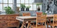 Comoda set living room Shan