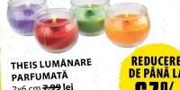 Lumanare parfumata Theis