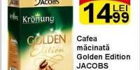 Cafea macinata Golden Edition Jacobs Kronung