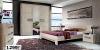 Set mobila dormitor Tiziano
