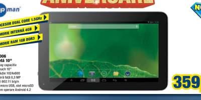 MP Man DC 1006 Tableta 10''