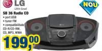 SB 36 Radio CD LG