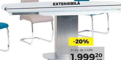 Masa extensibila Leandro