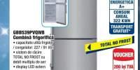 GBB539PVQWB Combina frigorifica LG