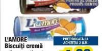 biscuiti crema L'Amore