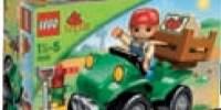 ATV de ferma Lego